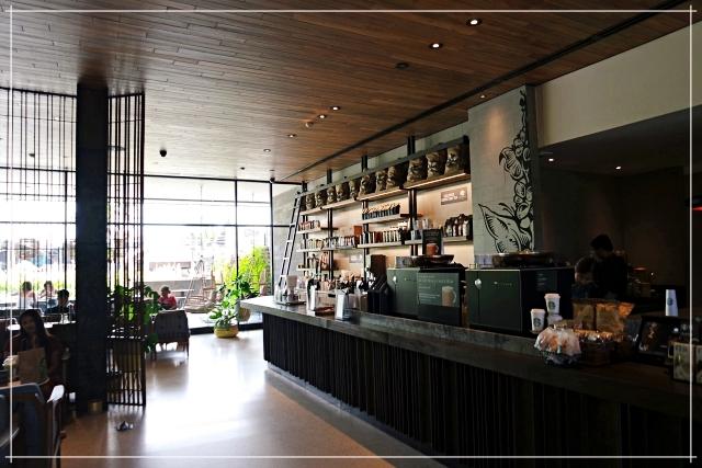 Ngopi Ekspres di Starbucks Reserve Dewata Bali
