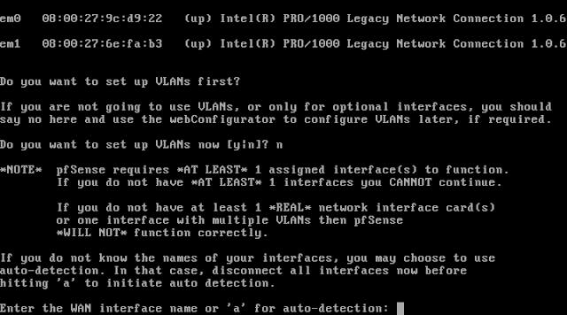 pfSense - Introdução/Instalação/Configuração!