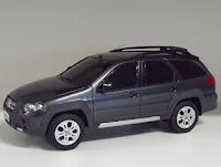 Fiat Palio Adventure CKS controle remoto
