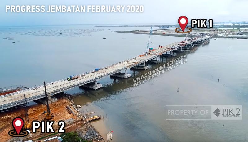 Progress PIK 2 February 2020