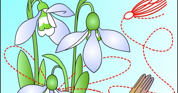 Nicole\'s Free Coloring Pages: 1 MARTIE MARTISOR * SPRING COLORING PAGES