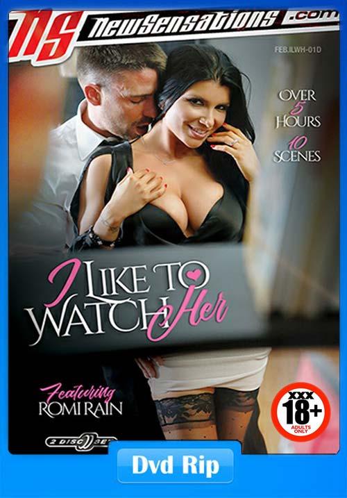 [18+] I Like To Watch Her Adult Movie DiSC2 XXX DVDRip x264