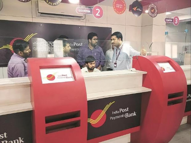 Postal Department Decides to Convert India Post Payments Bank to an SFB