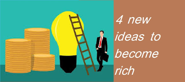 4 New business ideas which can make you very rich