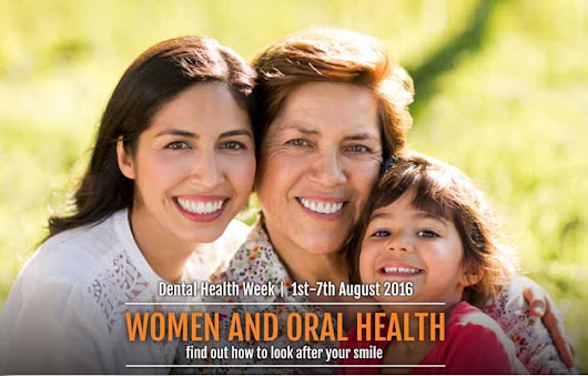 DENTAL HEALTH WEEK 2016