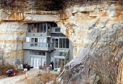 Missouri cave house