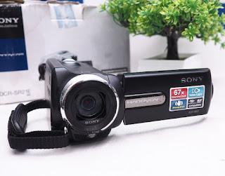 Handycam Sony DCR-SR21E Bekas