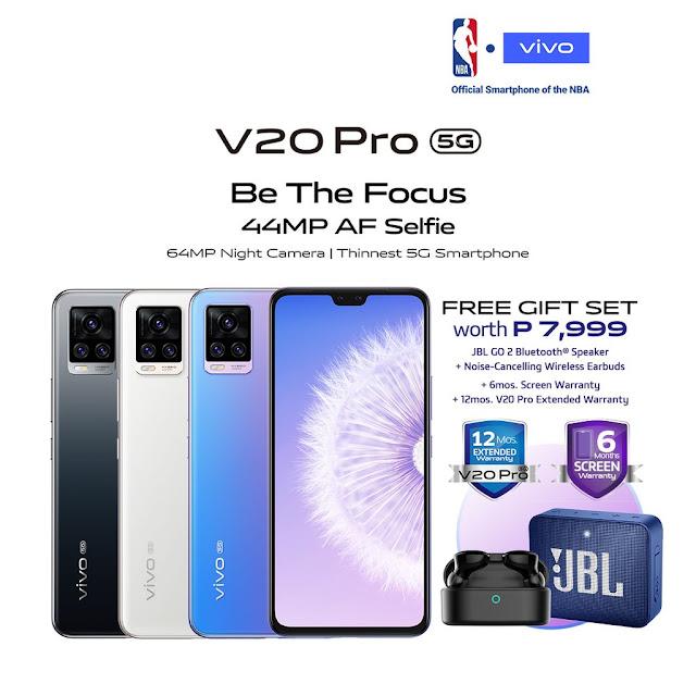 Vivo V20 Pro 5G