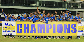 South Africa tour of Sri Lanka 3-Match ODI Series 2021