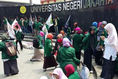 Gerakan Mahasiswa Kini