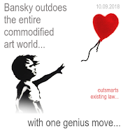 Of Banksy's Brilliance...