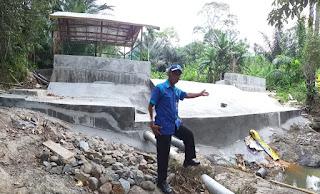 PDAM Kotabaru Gunakan Dam Lama Tirawan Atasi Kemarau