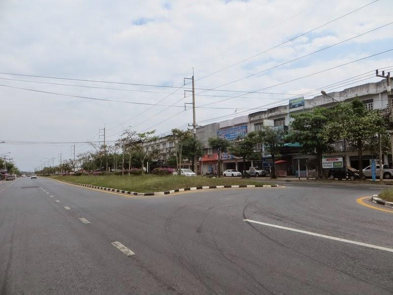 Дорога Таиланда
