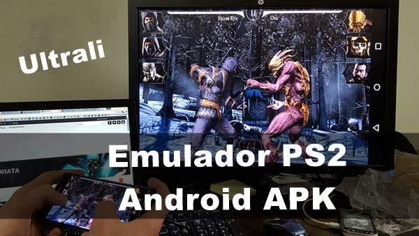 Emulador PS2 Android APK