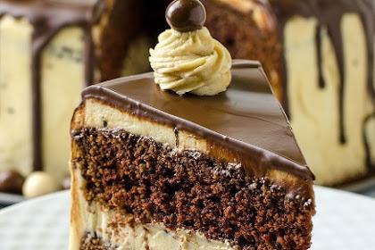 CHOCOLATE MOCHA LAYER CAKE RECIPE