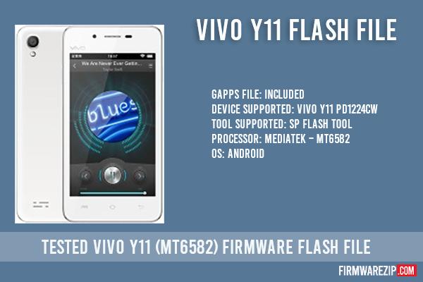 vivo y11 flash file