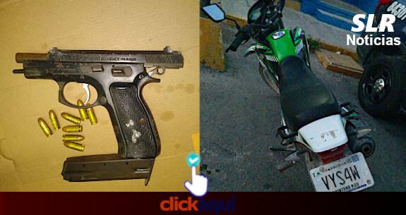 moto-pistola-abandonadas-inn-house-playa-del-carmen