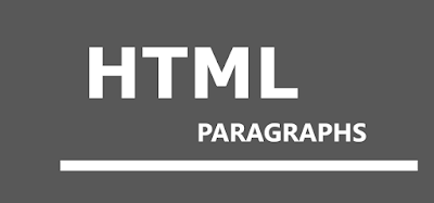 HTML Paragraphs