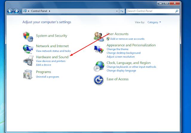 Cara Mengatur Cahaya Laptop dan PC Windows 7 dengan Mudah