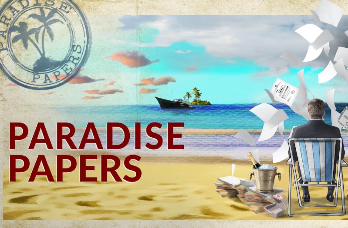 Αυτοί είναι οι Έλληνες των «Paradise Papers»! Αναλυτικά η λίστα με τα ονόματα...