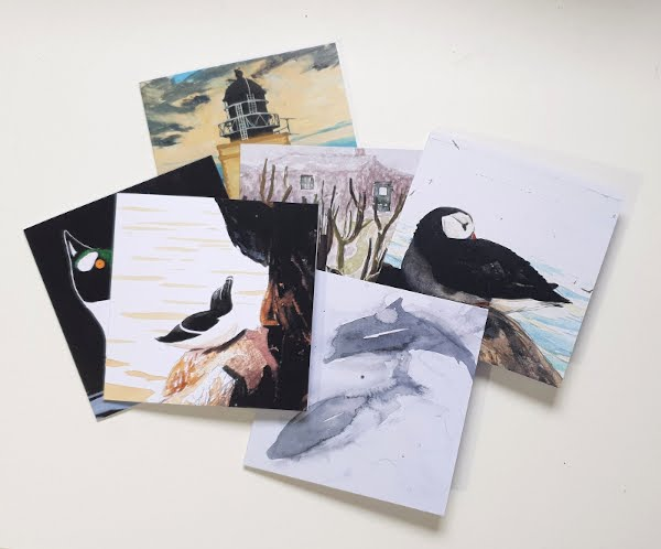Etsy Shop - Greeting Cards & Original Prints