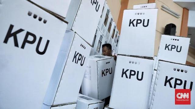 KPU Salah Input, Netizen Teriak #SaveOurDemocracy