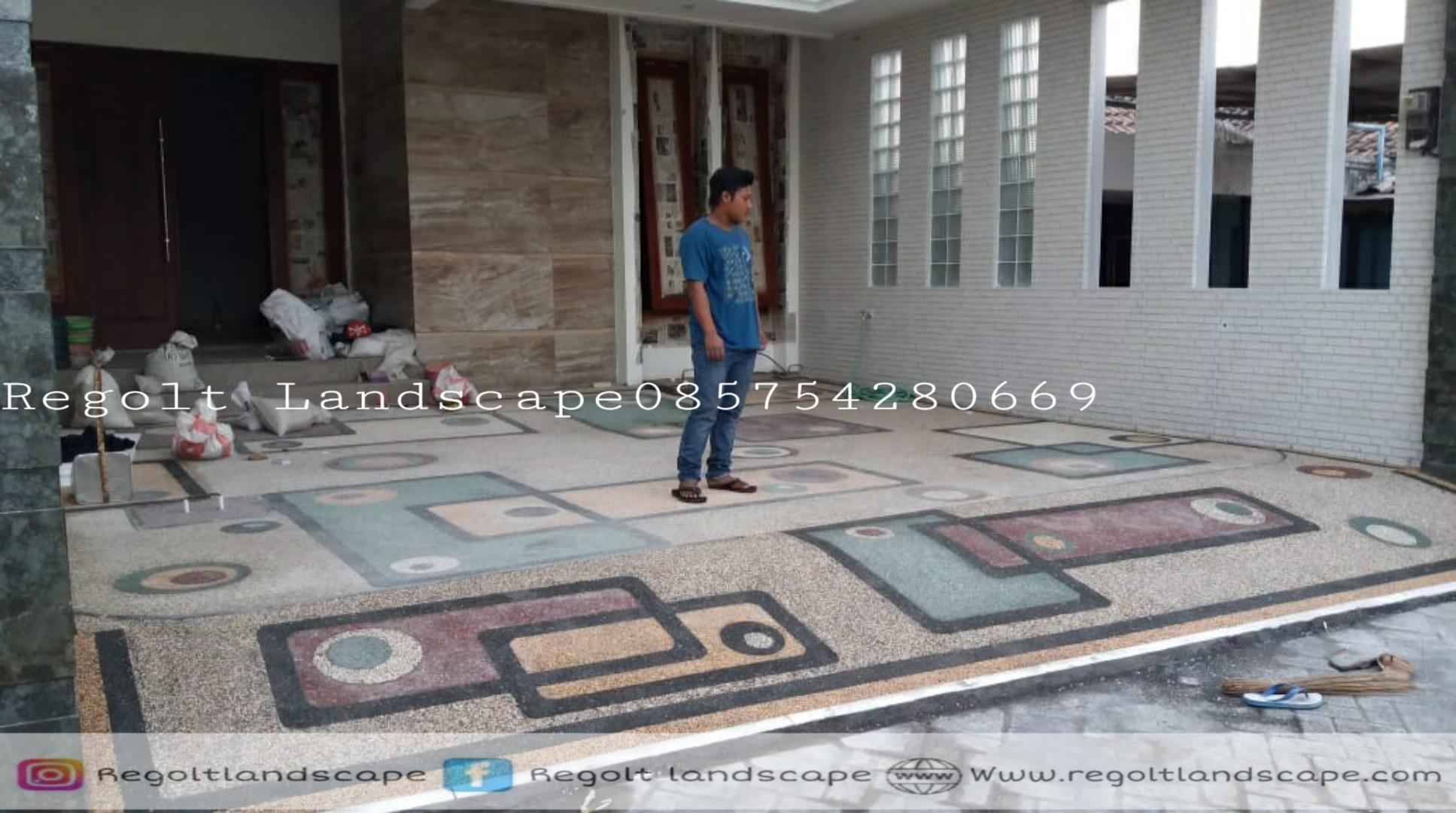 Jasa Tukang Batu Sikat Carport Ampyangan Di Jombang