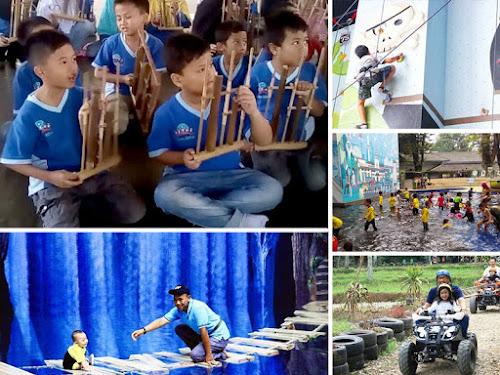 Tempat wisata anak favorit di Bandung