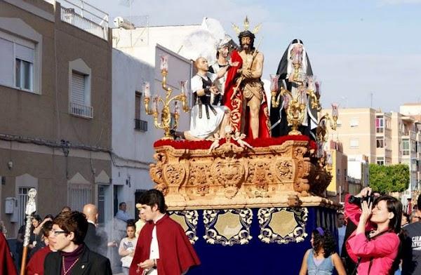 La Hermandad de Coronación de Almería volverá a pasar por Carrera Oficial