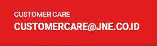 cara komplain ke jne melalui email costumercare@jne.co.id