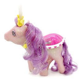 MLP Princess Sparkle Year Eleven Special Release G1 Pony