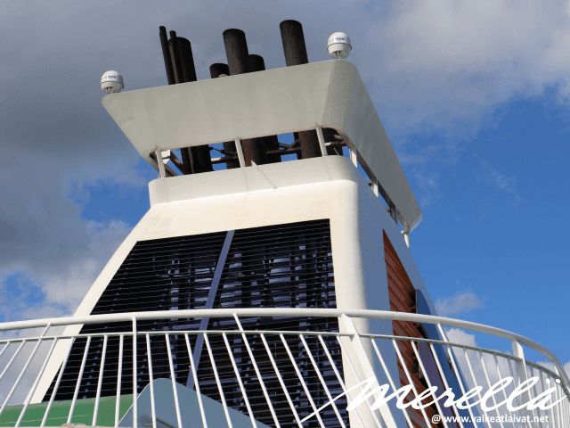 Tallinna - Turku Baltic Queen Tallink