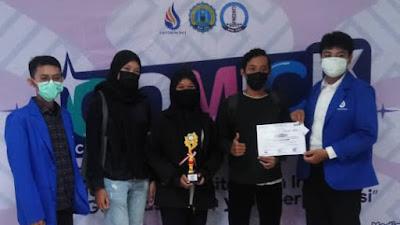 SMK TI Bali Global Badung Raih Juara 2 Film Pendek Tingkat Nasional di Ajang COMIC MCOS  ITB Stikom Bali