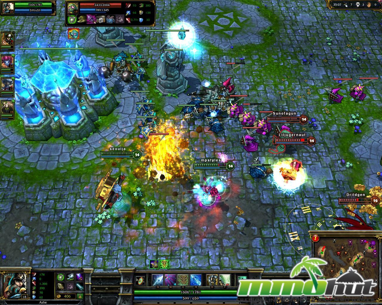 Como Empezar A Jugar A League Of Legends Abril 2013