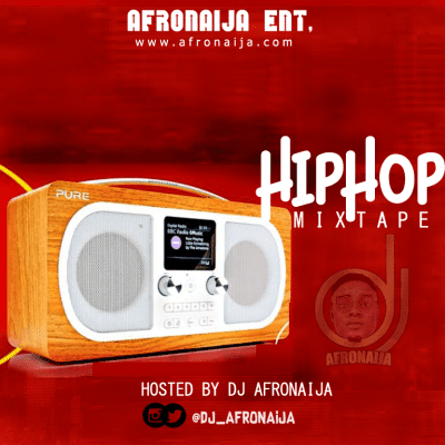 DJ AfroNaija – HipHop 2019 Mixtape