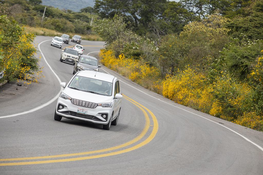 Produk Suzuki All New Ertiga Diminati di Mexico