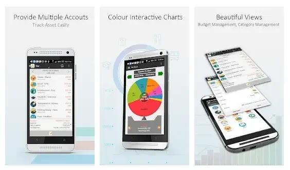 aplikasi keuangan untuk mencatat pengeluaran Andro Money