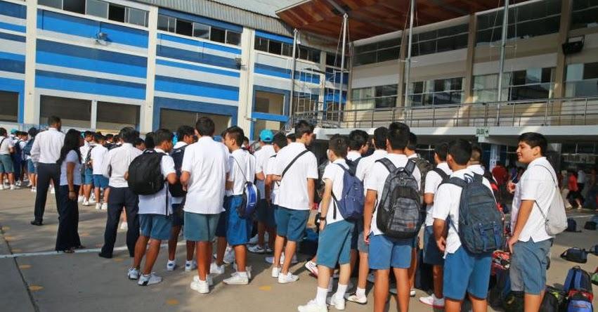 POLÉMICA: Pensión escolar se pagaría solo por días estudiados
