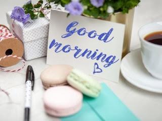 طريقة قول صباح الخير باللغة الانجليزية