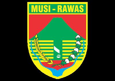 Kabupaten musi rawas Logo Vector
