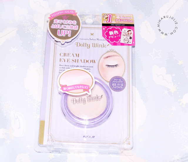 Dolly Wink Cream Eyeshadow