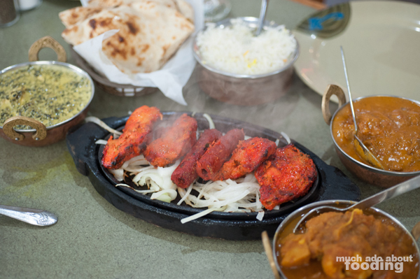 Much ado about fooding for Asiana indian cuisine austin tx