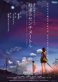 فيلم الانمي Byousoku 5 Centimeter مترجم