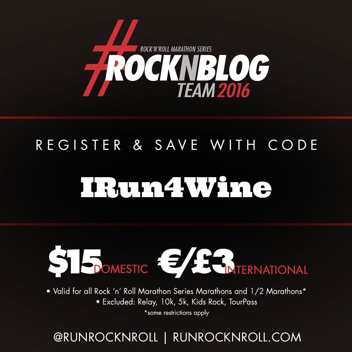 Rock n Roll Nashville Here We Come! #RNRNASHVILLE | I Run For Wine