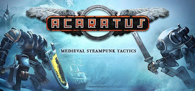 Acaratus is a turnbased tactical RPG set in a medieval steampunk world where you build an Acaratus-RELOADED