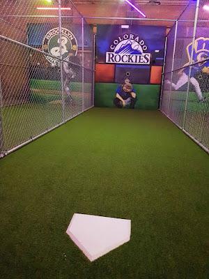 Baseball at The Floodgate in Digbeth, Birmingham
