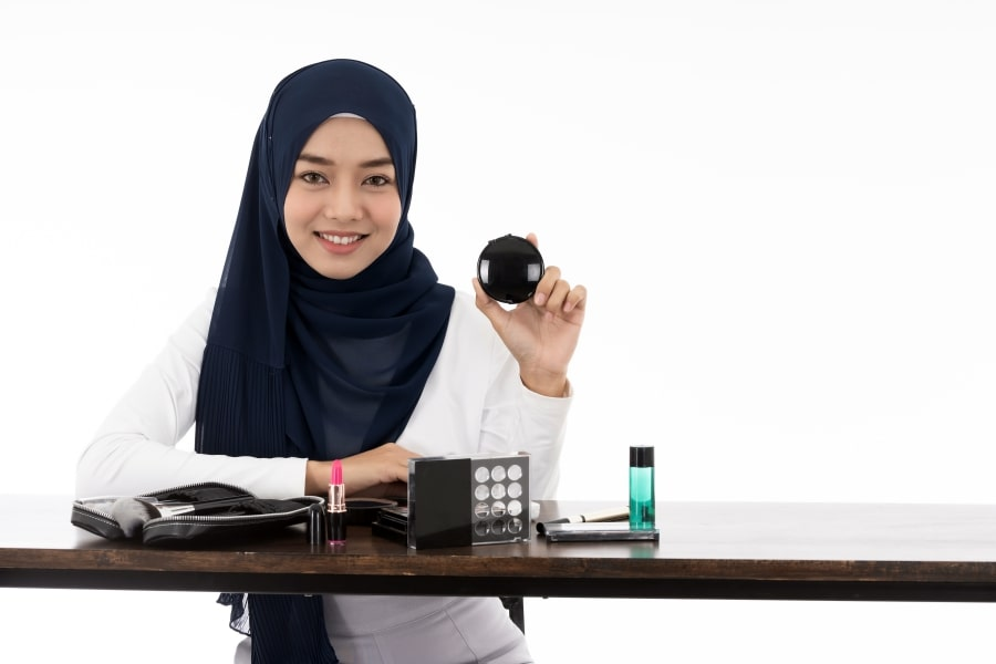Halal beauty products