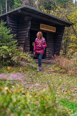 Herbstwanderung im Harz | Torfhaus – Eckerstausee – Bad Harzburg 07