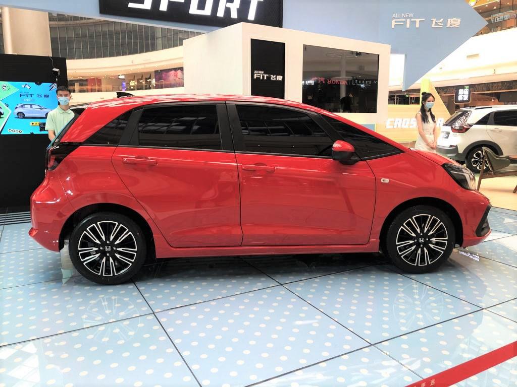 Honda Jazz 2020 ra mắt ở Trung Quốc - 2 biến thể, thay đổi ngoại thất