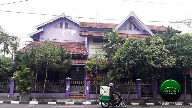 Rumah di Pakualaman dekat Kraton Jogja